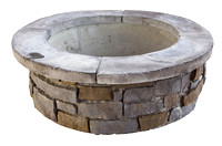 Low Profile Firepit 2
